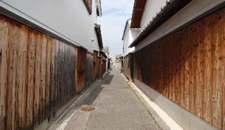 久宝寺寺内町